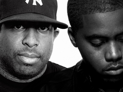Nas and DJ Premier Project
