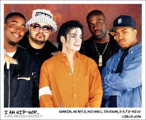 Michael Jackson Hip Hop Ties