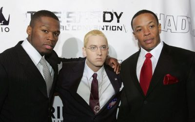 50 Cent and the Eminem