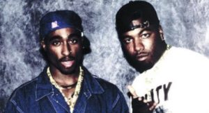 2Pac and Spice 1 Brotherhood