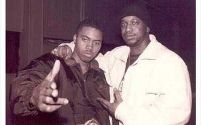 Nas with Kool G Rap and MC Serch: Early Career