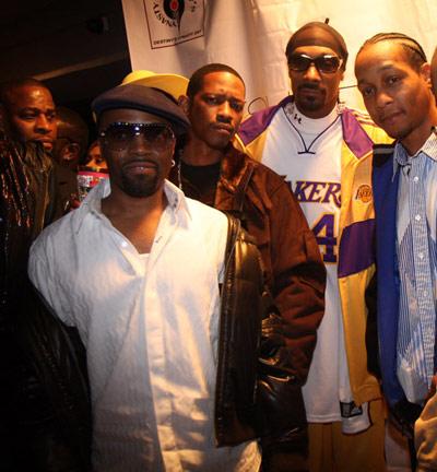 teddy riley and west coast hip hop
