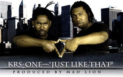 Mad Lion and Krs One: Ragga Hip Hop