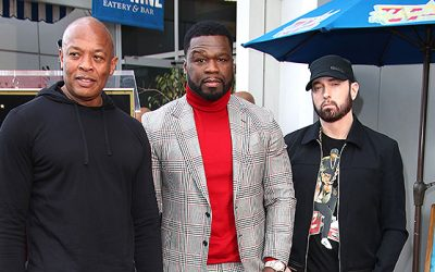 50 Cent and Eminem: Star Power
