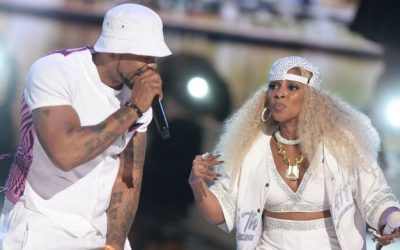50 Cent and Mary J Blige with Method Man: Power Music Collab